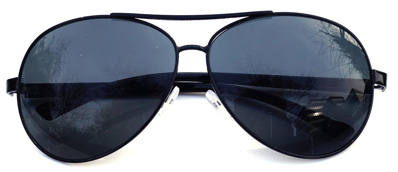 Sonnenbrille Getönt Aviator Pilotenbrille Fliegerbrille Pornobrille (3st.Set Alle Farben) kPYPJ