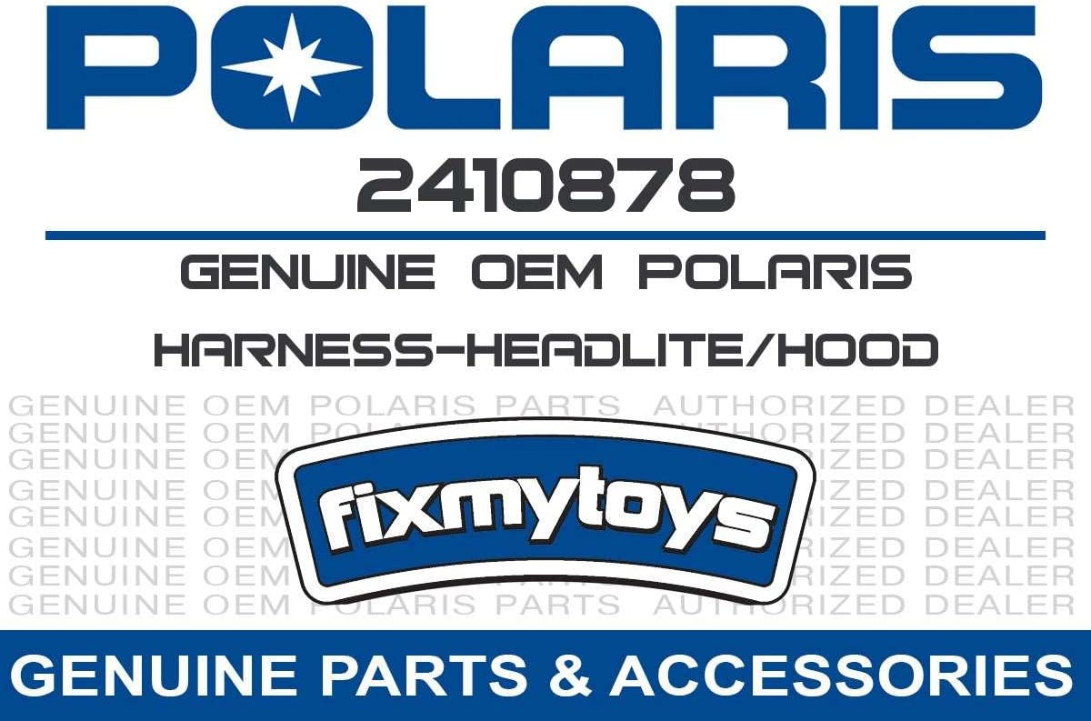 Polaris 2007-2009 Ranger Harness Headlite//Hood 2410878 New Oem