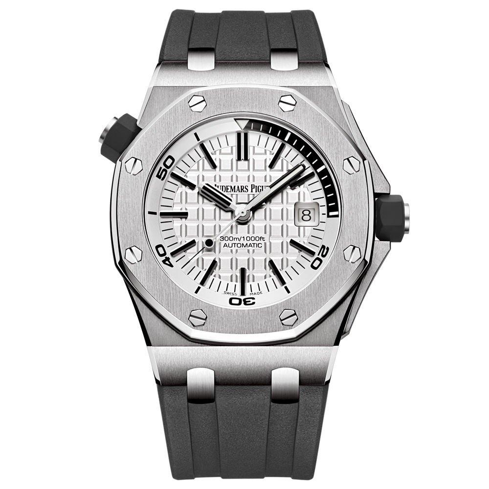 Audemars Piguet Royal Oak Offshore Diver, Luxury Watch, Automatic Watch, Black Watches