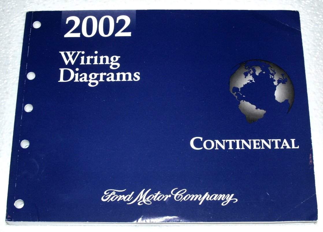2002 Lincoln Continental Wiring Diagrams Ford Motor Company Amazon 2001 Diagram Books