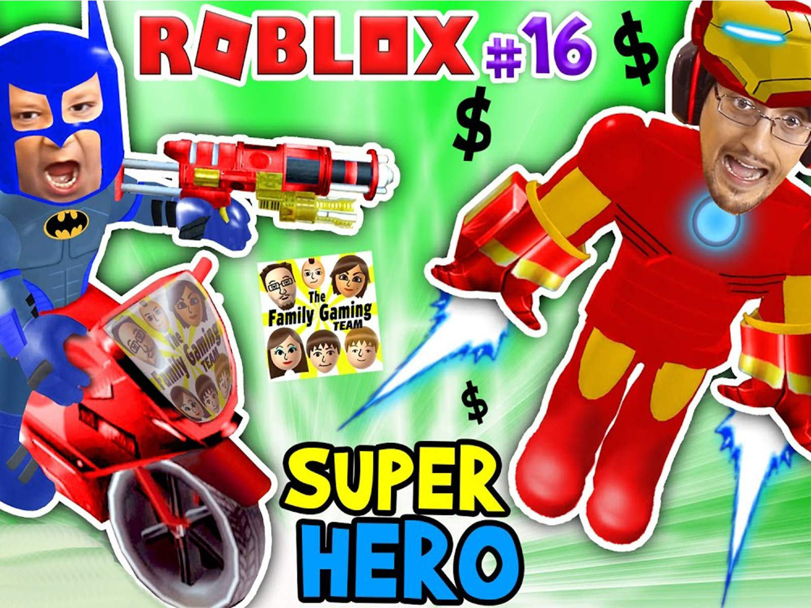 Watch Fgteev Roblox Prime Video