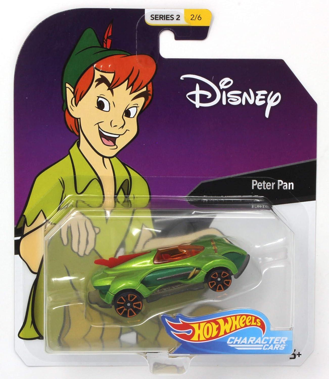 Hot Wheels Disney Character Series  Anna  Series 5  2//6