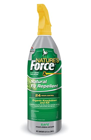 Manna Pro Natureu0027s Force Fly Spray, 1 Quart