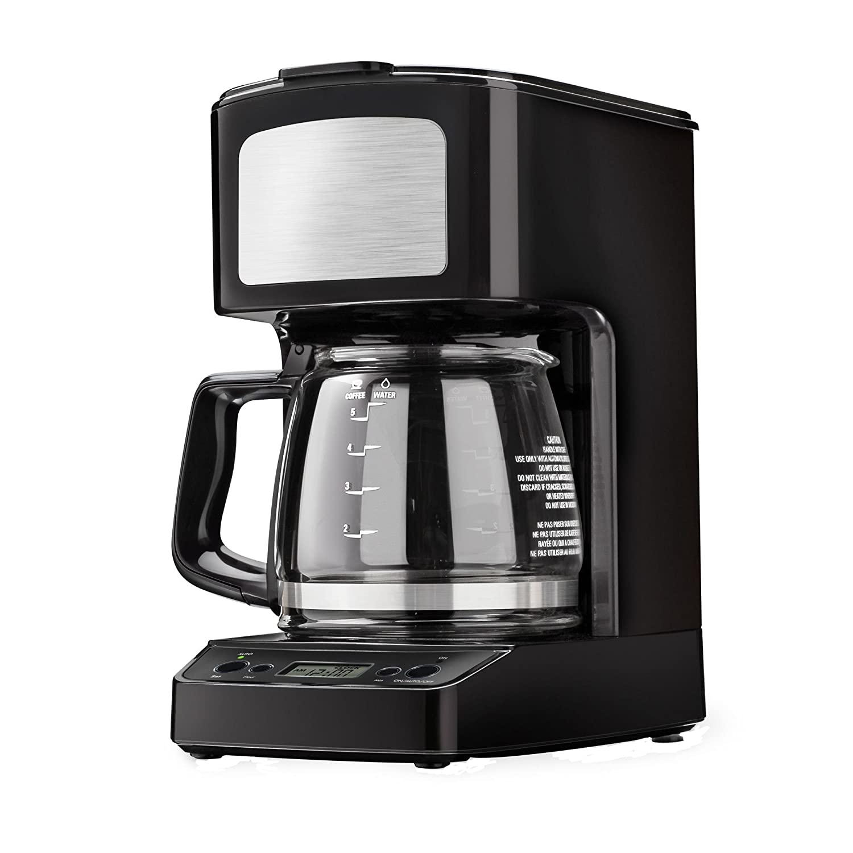 Amazon.com: Kenmore - Cafetera digital negra para 5 tazas ...