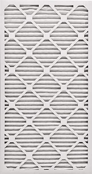 Nordic Pure 20x30x1 MERV 13 Plus Carbon Pleated AC Furnace Air Filters 20x30x1M13+C-2 2 Piece