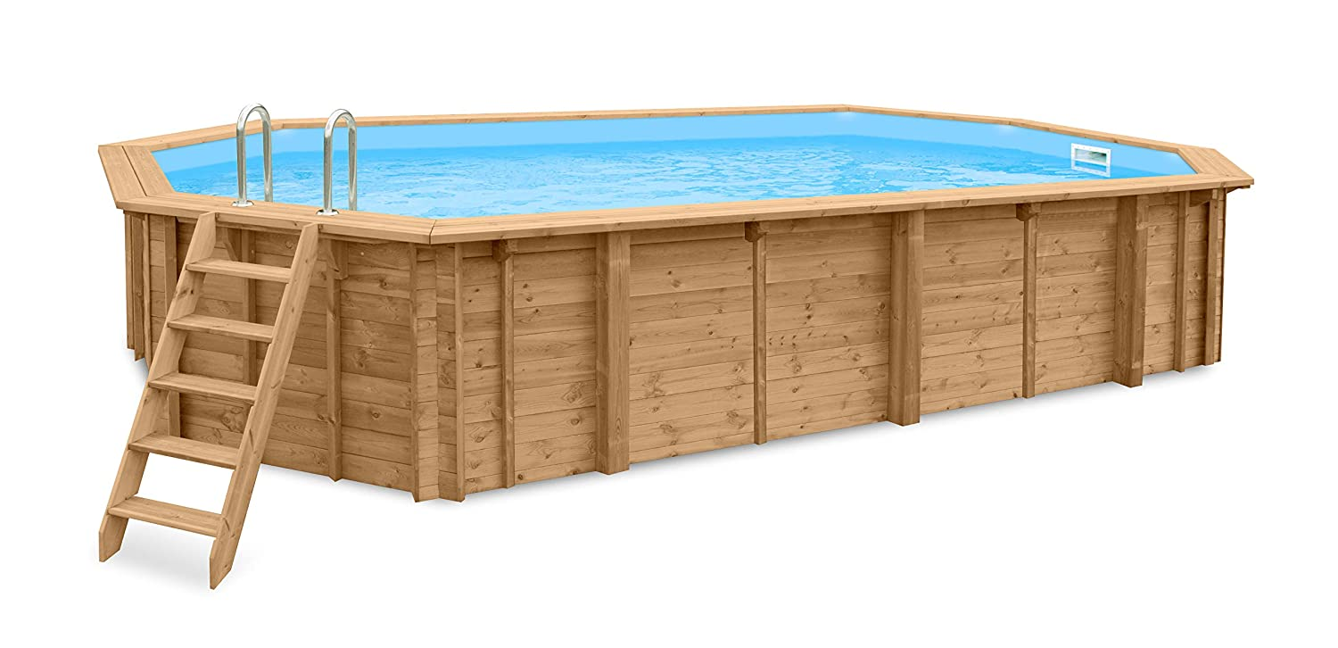 Interline 50700190 - Piscina (Piscina con Anillo Hinchable ...
