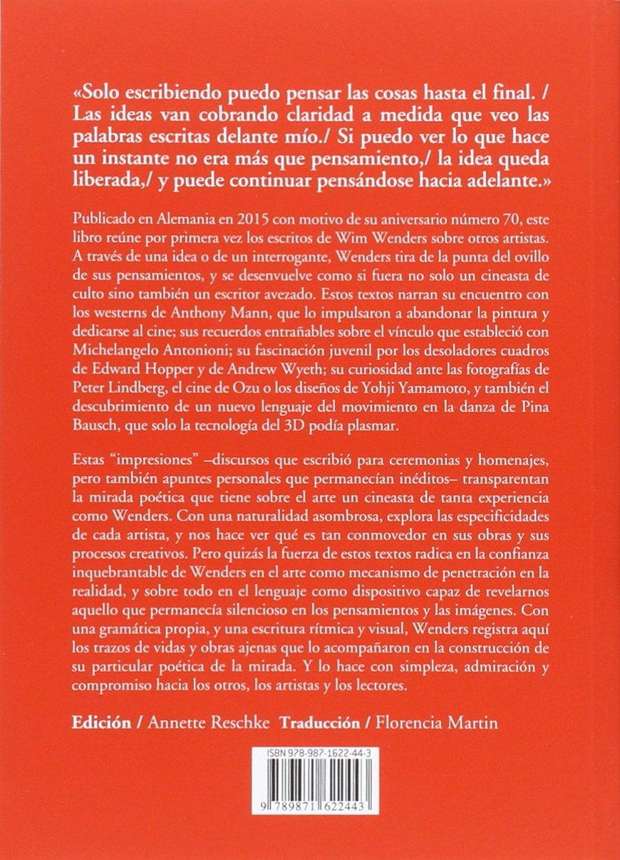 Los píxels de Cézanne: Amazon.es: Wim Wenders, Wim Wenders: Libros