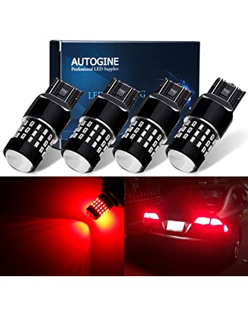 AUTOGINE 4 X Super Bright 9-30V 7440 7441 7443 7444 992 LED Bulbs 3014