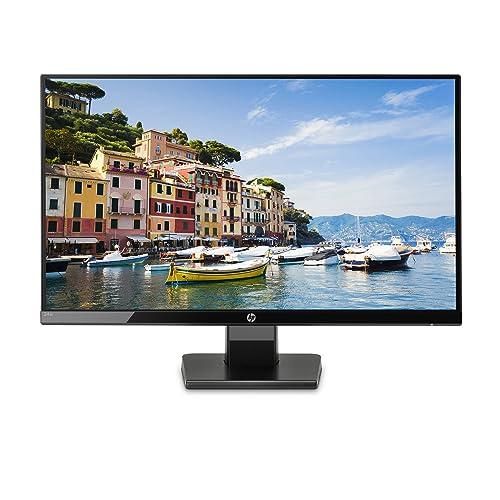 """HP 24w Ecran PC Full HD 23,8"""" Noir Onyx (IPS/LED, 60,45 cm, 1920 x 1080, 16:9, 60 Hz, 5 ms) (Ref: 1CA86AA)"""
