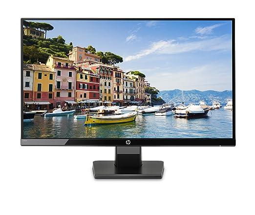 """2 opinioni per HP 24W Monitor, 24"""", 5ms, Full HD (1920x1080), IPS Retroilluminato a LED, Nero"""
