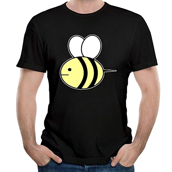 Bee Puppycat Short Sleeve Tee T-shirts