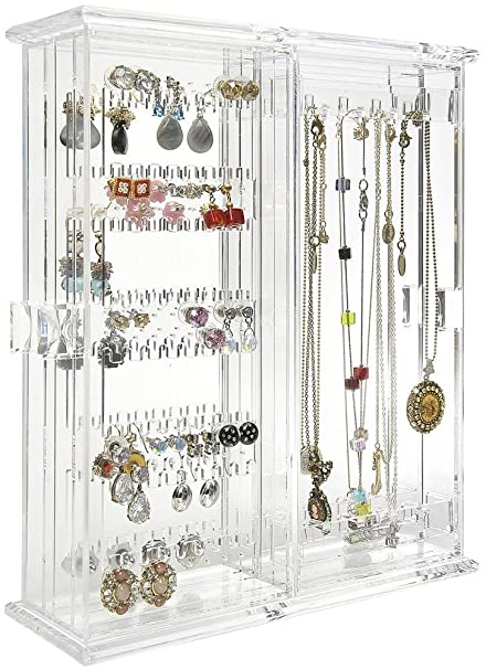 ARAD Earring Organizer, Necklace Holder, Jewelry Organizer, Bracelet Storage,  Jewelry Holder,