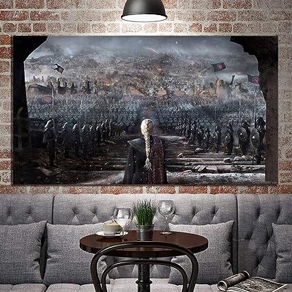 Lienzo de pintura en interiores 1 Pinturas Al Óleo Digital ...