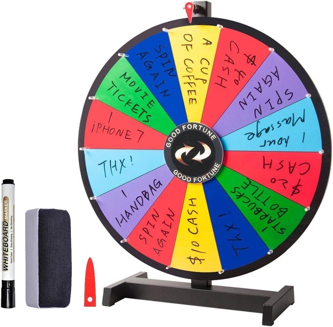 Alice Magic rueda girar para ganar rueda Juego para premio 14 ...