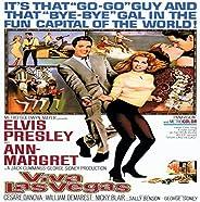 Pop Culture Graphics Viva Las Vegas (1964) - 11 x 17 - Style A