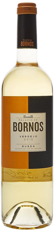 Palacio De Bornos - Vino Blanco Verdejo Do Rueda - Botella 75 cl: Amazon.es: Alimentación y bebidas