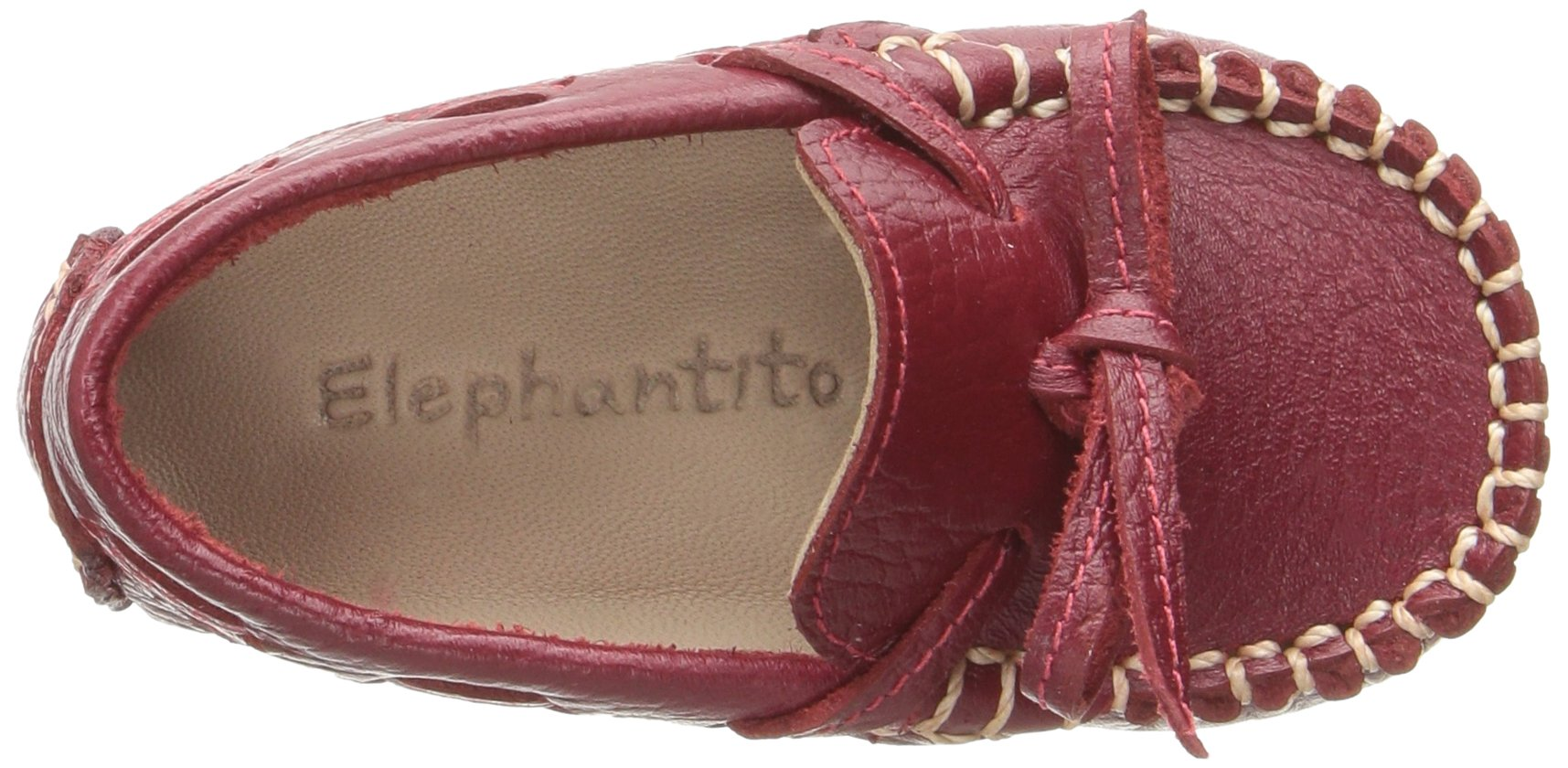 Elephantito Boys' Driver Loafer-K, Racing Red 10 M US Toddler by Elephantito (Image #8)