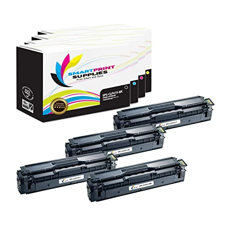 Amazon.com: Smart Print Supplies CLT-504S - Cartucho de ...