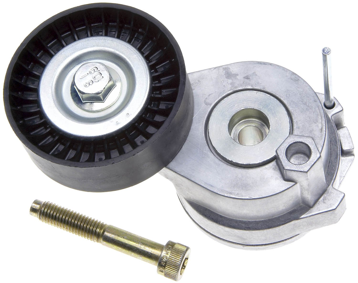 ACDelco 38254 Professional Automatic Belt Tensioner and Pulley Assembly