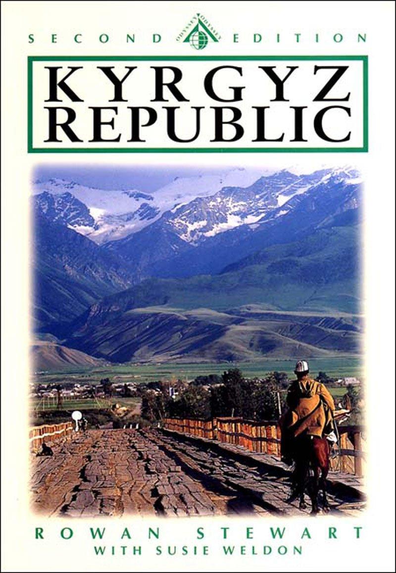 Kyrgyz Republic (Odyssey Illustrated Guide) PDF