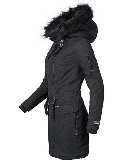 Khujo Mell Jacket Damen-Jacke Wintermantel Mantel Winterjacke Damenmantel e1fed5c85f