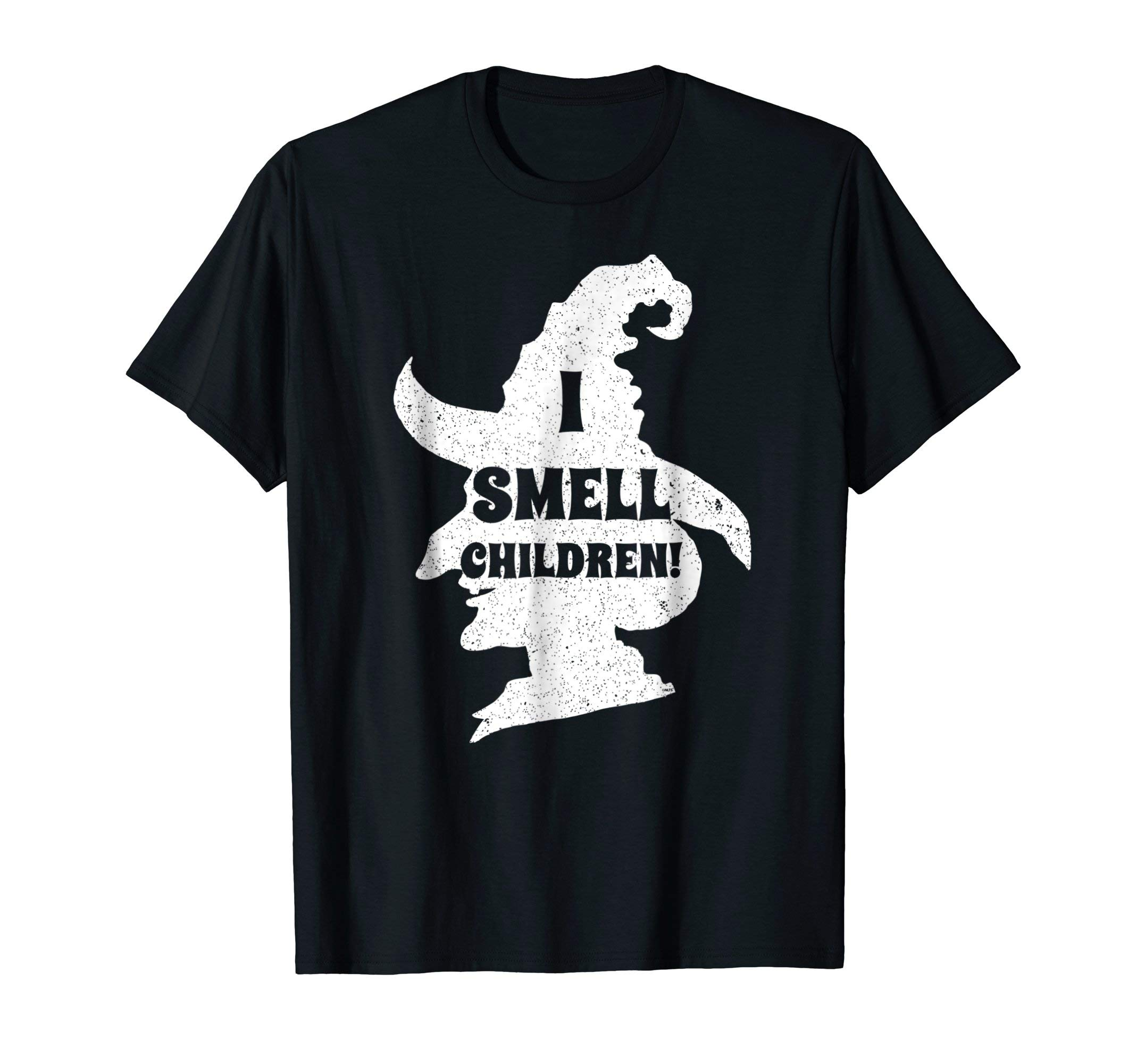 I-Smell-Children-Witch-Face-T-Shirt-Tee-Gifts-Shirt
