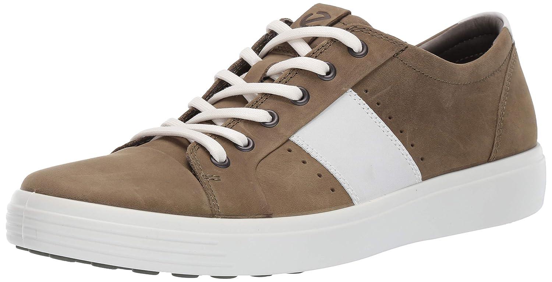 Grape Leaf White Summer Sneaker Ecco Men's Soft 7 Sneaker