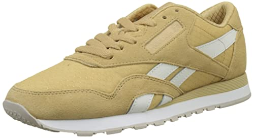 b08538b146d Reebok Men s Classic Nylon RS Trainers