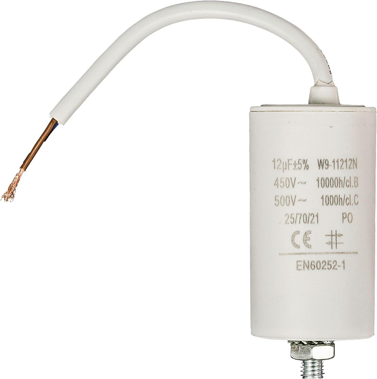 Eurosell 12 Uf 450 V Premium Kondensator Elektronik