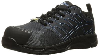 cd5479608e6 Nautilus 2421 Men s Advanced ESD Nano Carbon Fiber Safety Toe Athletic Work  Shoe