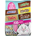 235-Count Mixed Snickers Twix M&M'S Milk Chocolate