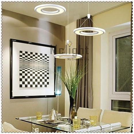 Miglior lampadario moderno lampadario Led luci per soggiorno ...