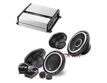 JL Audio JX500/4d 4 canales Amplificador de coche 70 W RMS x 4 +