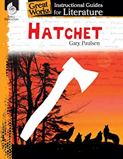 amazon com hatchet teacher guide complete unit of lessons for rh amazon com Hatchet Notes Hatchet Activities