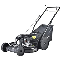 PowerSmart DB8622SR Lawn Mower, 22-Inch & 170CC