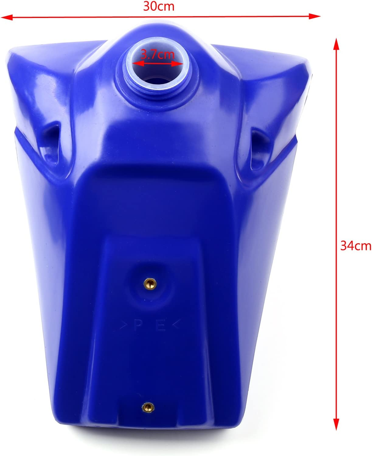 Fuel Gas Tank Petrol Gastank Blue for Yamaha TTR125 TTR 125 2000-2007 5HP-24110-30-00 Artudatech