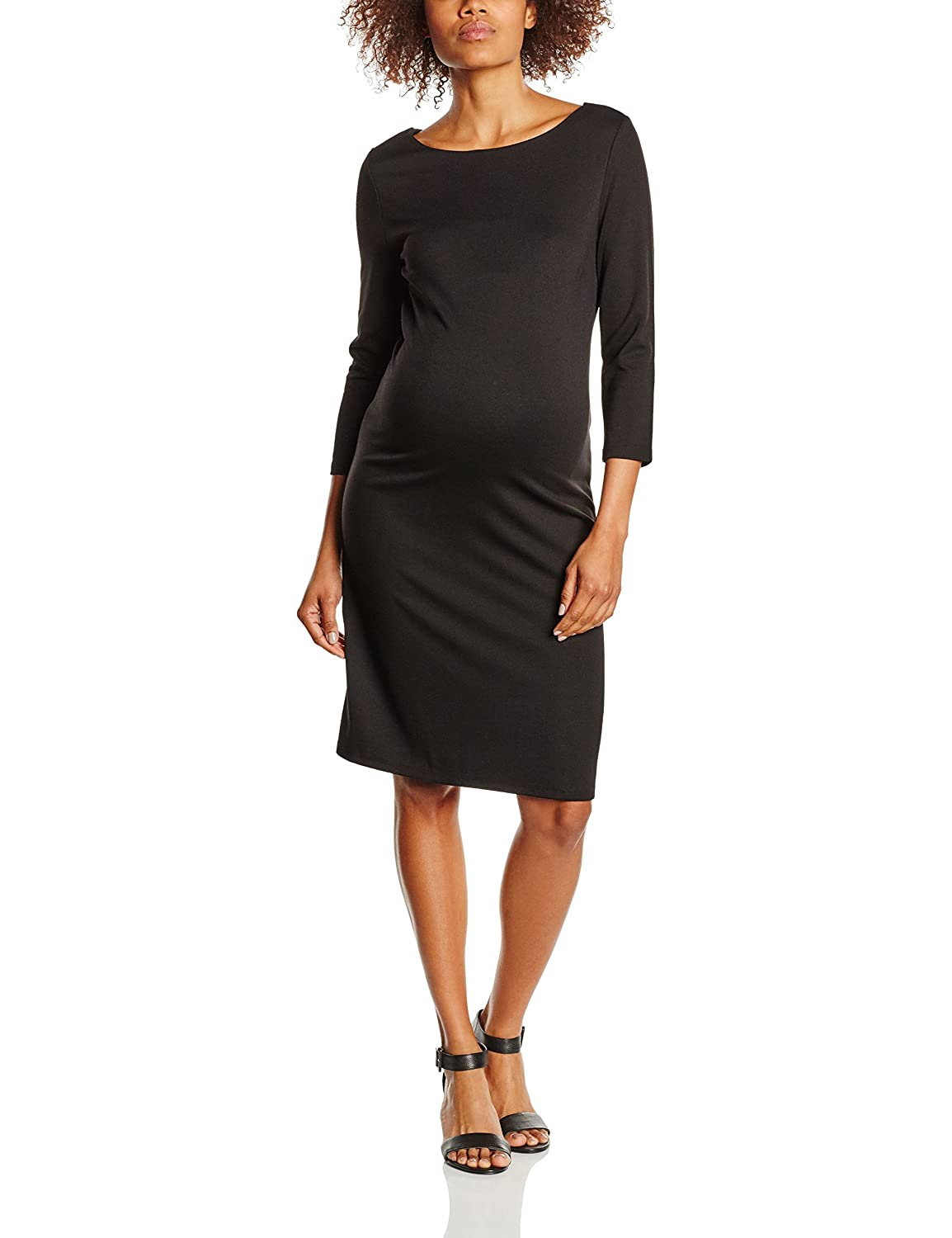 Noppies Damen Umstandskleid Dress 3/4 Slv