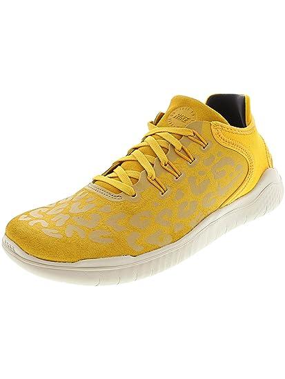 8fed1e16528 Amazon.com  Nike Women s Free RN 2018 Wild Velvet Running Shoe (8 B(M) US
