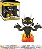 "The Devil: ~6"" Funko Vinyl x Cuphead Figure + 1 Video Games Themed Trading Card Bundle (25463)"