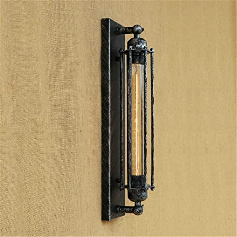 best service 3314f f58e8 Industrial Wall Sconces Flute retro creative iron art deco ...