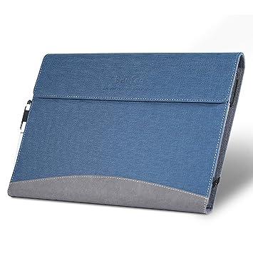 Berfea Funda de Negocio para Lenovo IdeaPad 720S-14 ...