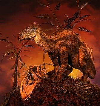 Amazoncom Tenontosaurus Was An Ornithopod Dinosaur From The Middle