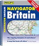 Philip's 2018 Navigator Britain Easy Use Format: Spiral (Philips Navigator)