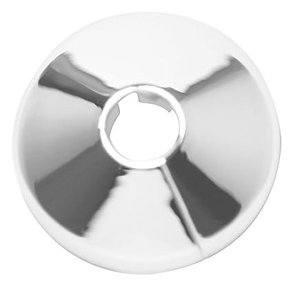 Plumb-Pak - Plafón embellecedor para tubos de 15 mm (6 unidades), color cromado: Amazon.es: Bricolaje y herramientas