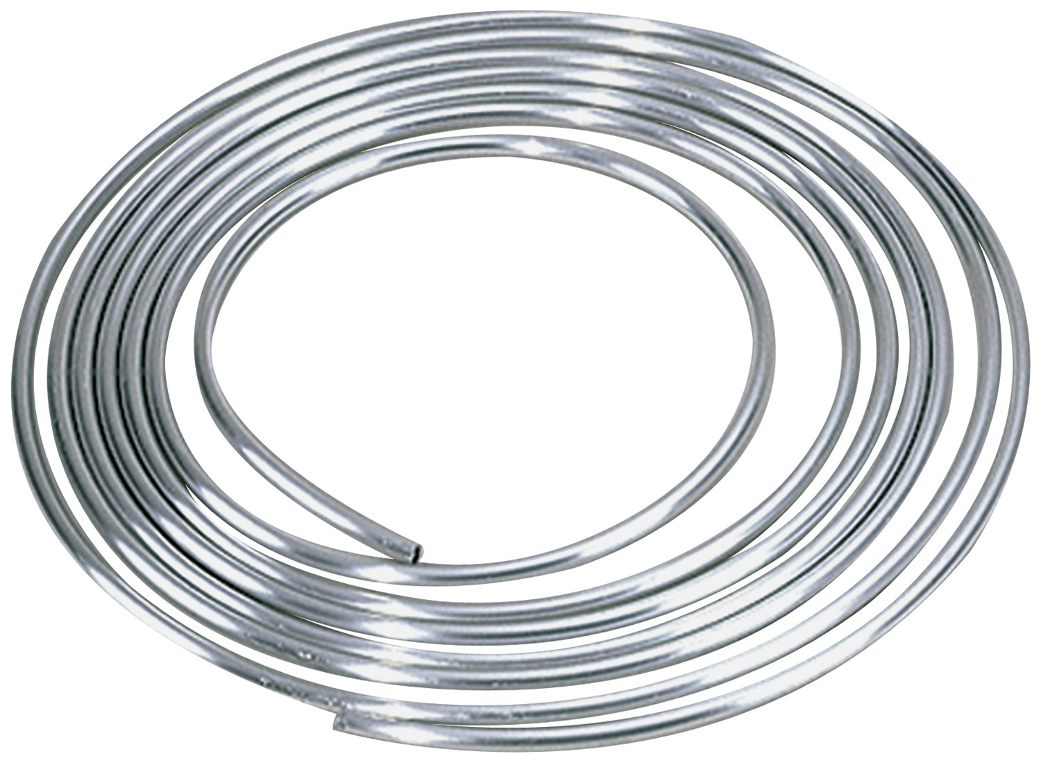 Allstar ALL40180 3/8' Diameter 25' Aluminum Coiled Tubing Fuel Line