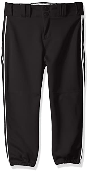 Alleson Ahtletic Girls Fast PitchSoftball Pant with Belt Loops