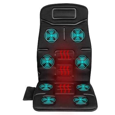 Naipo Back Massager Massage Chair Vibrating Car Seat Cushion