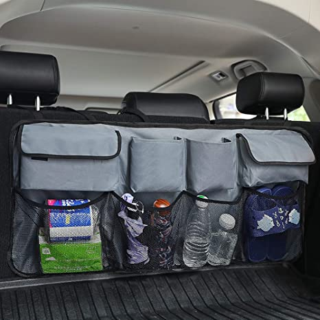 Amazon.com: Winllyat Organizador de maletero para coche ...