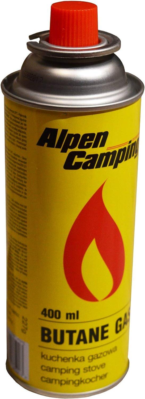 Alpen Camping Cartucho de gas para hornillo de camping ...