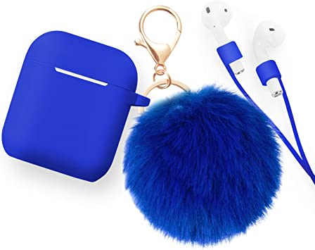Amazon Com For Airpods Case Bluewind Drop Proof Air Pods